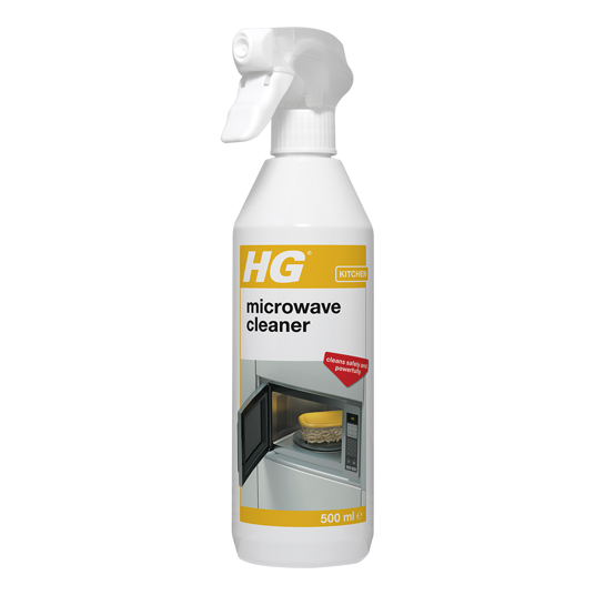 HG microwave cleaner