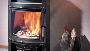 Fireplaces, multifuel burners, mantelpieces, stoves and pot-belly stoves