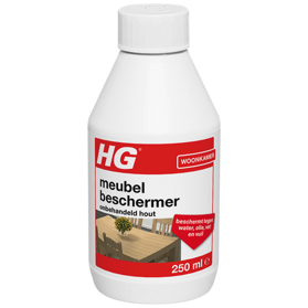 HG protector for untreated wooden furniture