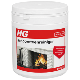 HG chimney soot remover