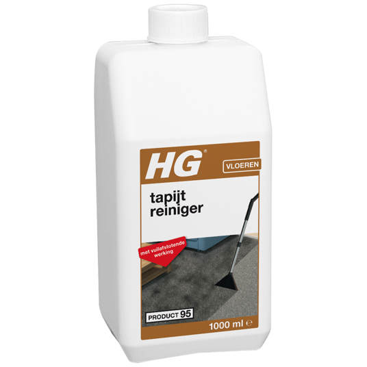 HG carpet & upholstery cleaner
