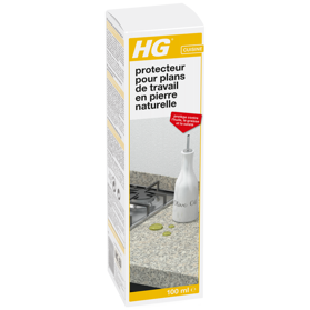 HG couche protectrice pour marbre