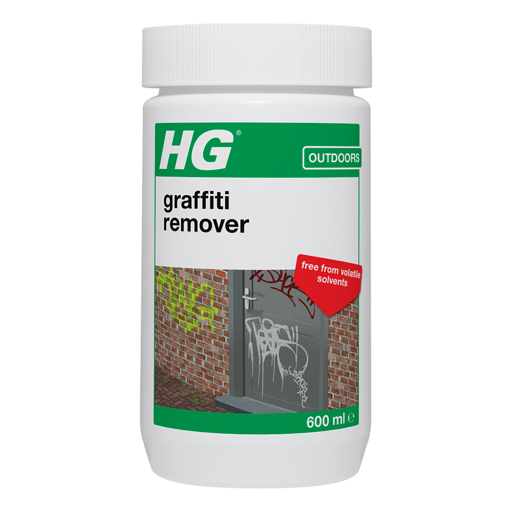 HG graffity remover