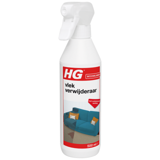 HG spot & stain spray cleaner