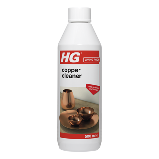 HG copper shine shampoo