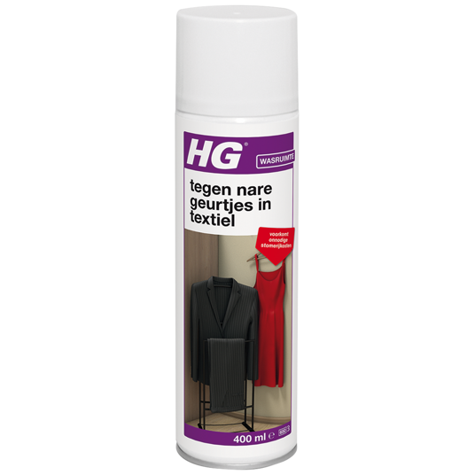 HG spray for all unpleasant smells at source