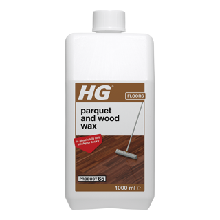 HG liquid natural wax