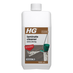 HG laminate power cleaner