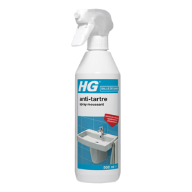 HG spray moussant anti-tartre