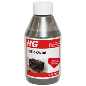 HG liquid antique wax brown