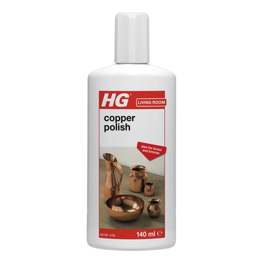 HG copper shine polish